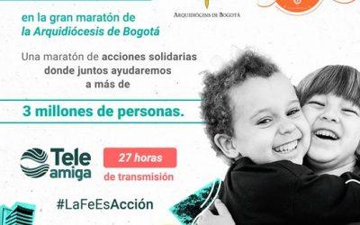Maratón de la Arquidiócesis de Bogotá